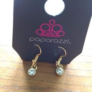 Paparazzi Drop Earrings NWT